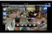 آموزش انتقال تصویر دوربین مداربسته روی موبایل